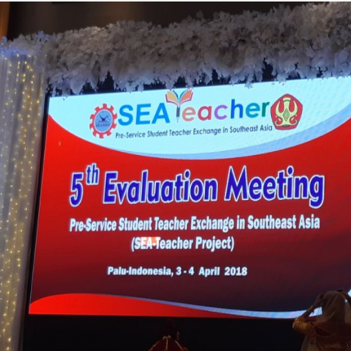 SEA-Teacher 5th Evaluation Meeting